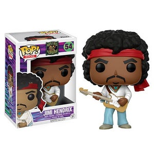 Image of Jimi Hendrix Woodstock Pop! Vinyl Figure
