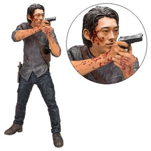 Image of The Walking Dead 10-Inch Legacy Deluxe Action Figures