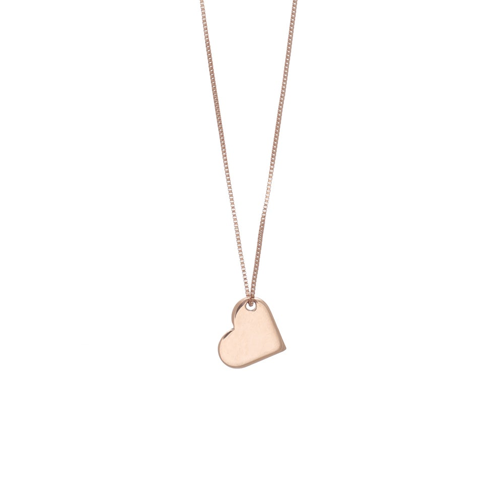 Image of My Rose Gold LOVE Necklace