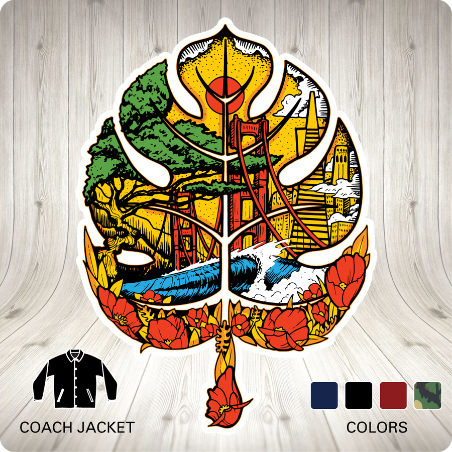 Image of TARO - Coaches Jacket