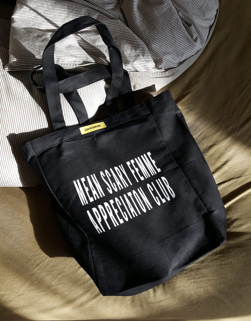 APPRECIATION CLUB TOTE