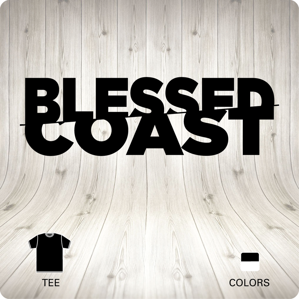 Image of BLESSED - Tee