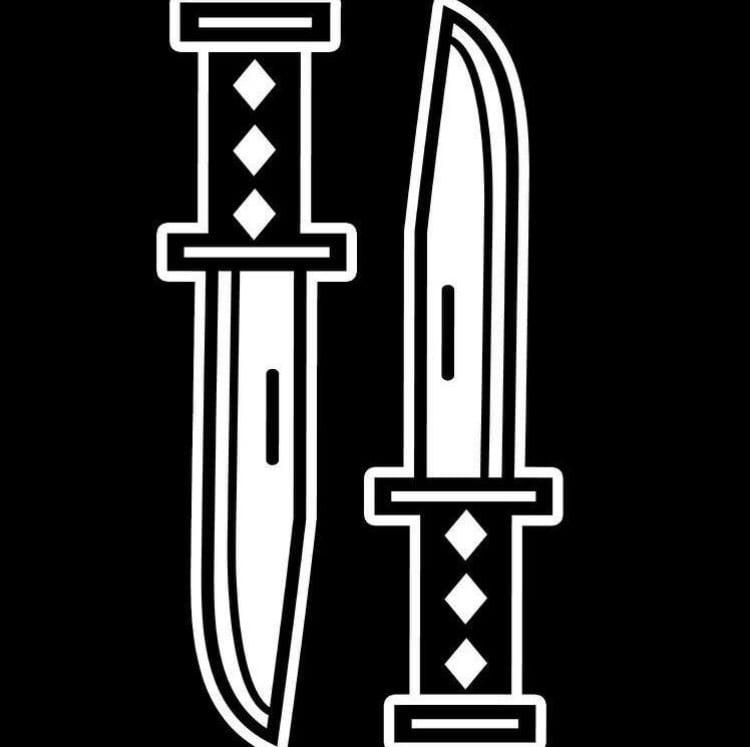 Image of Daggers hoodie