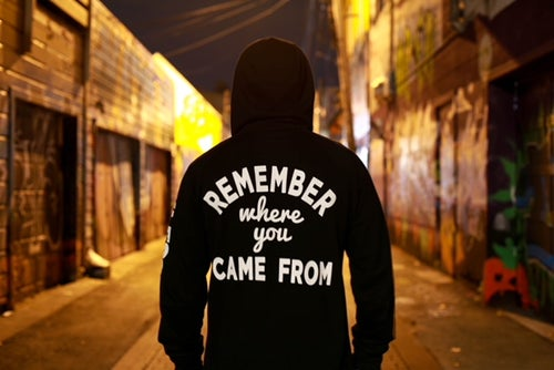 Image of REMEMBER - Hoodie