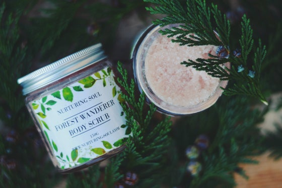 Image of Forest Wanderer Body Scrub
