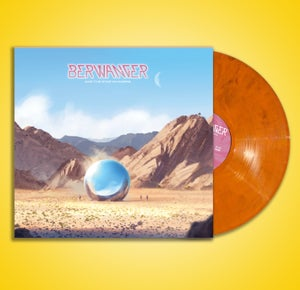 Image of Berwanger and The Star Invaders (Orange Vinyl)