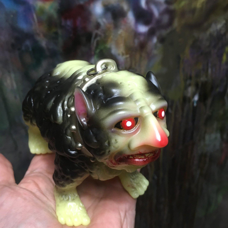 """Image of Custom """"Drunk as a Skunk"""" DK-9 toy!"""