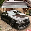 E11evens - Black race style sunstrip / windscreen banner