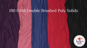 Image of MFRB Brushed Poly Bundle