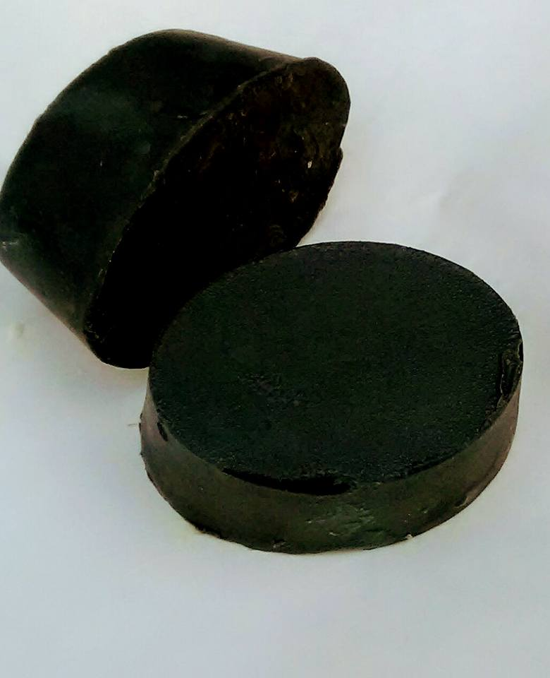 Image of Charcoal Facial Scrub Soap