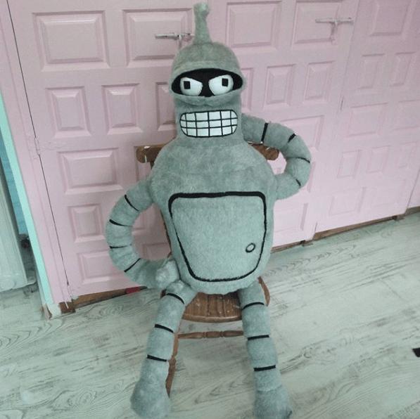 Image of Bender