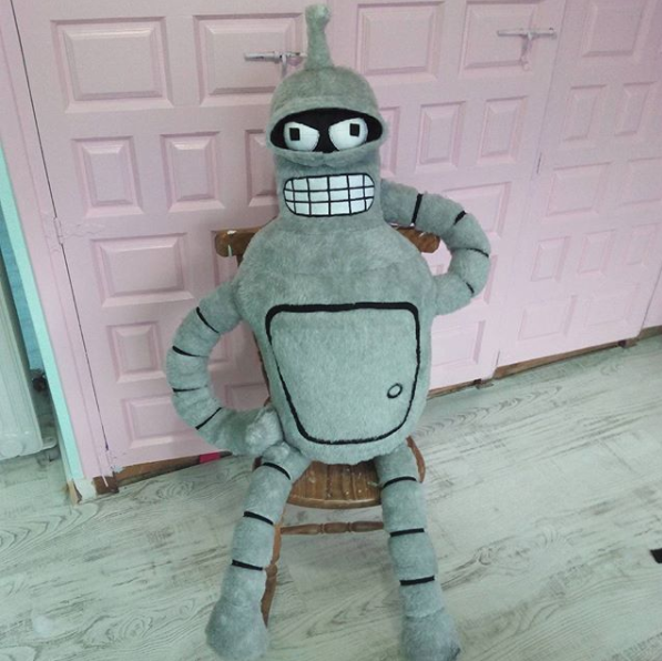 Image of Bender