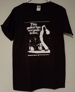 Image of Michael Kane and The Morning Afters shirt