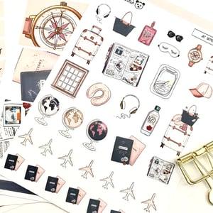 Image of Jet Setter Sticker Kit
