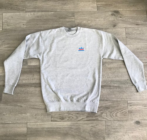 Image of Flagship Ankgor Wat Crewneck Sweater