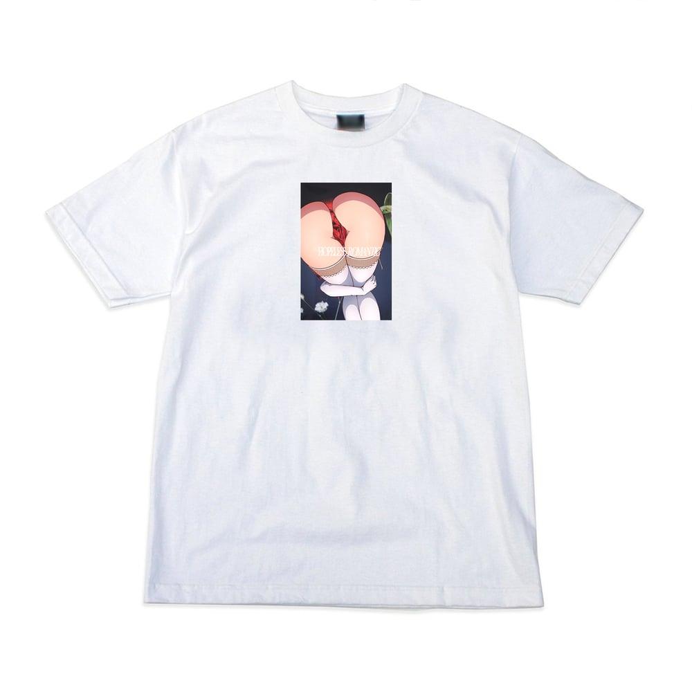Image of HOPELESS ROSE WHITE