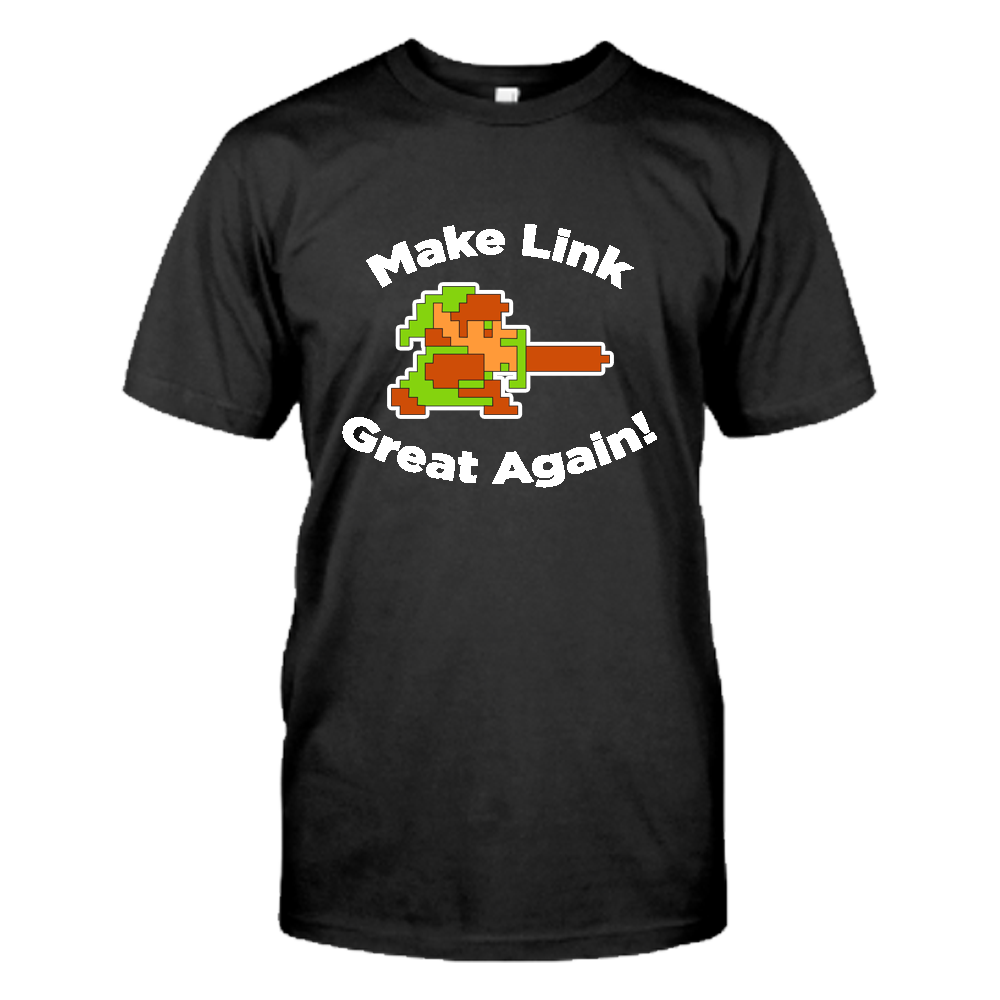 Image of Make Link Great Again! T-Shirt