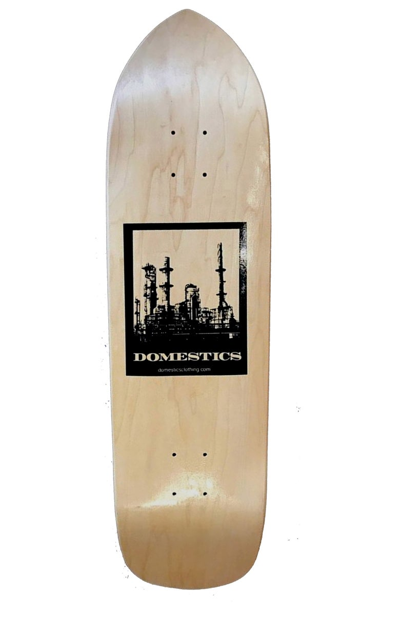 Image of MADE IN USA DOMEstics. Factory Dagger Deck