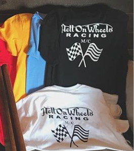Image of Womens Summer Jailbird Tee in color too
