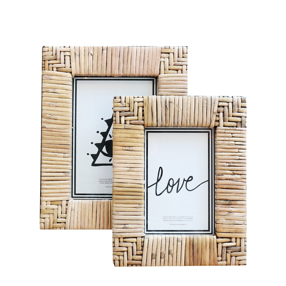 Image of Island Photo Frame