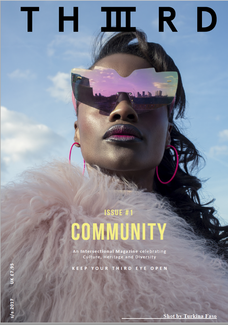 Image of Issue #1: Community
