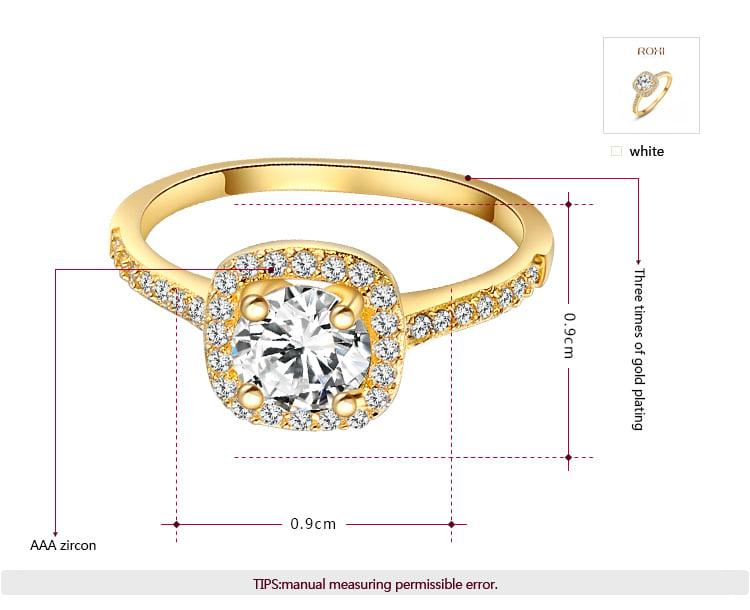 Image of Gemmen Gold Ring