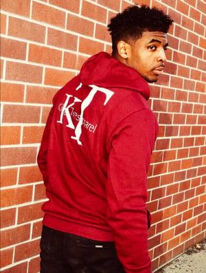 Image of KingTeesApparel Full Zip hoodie