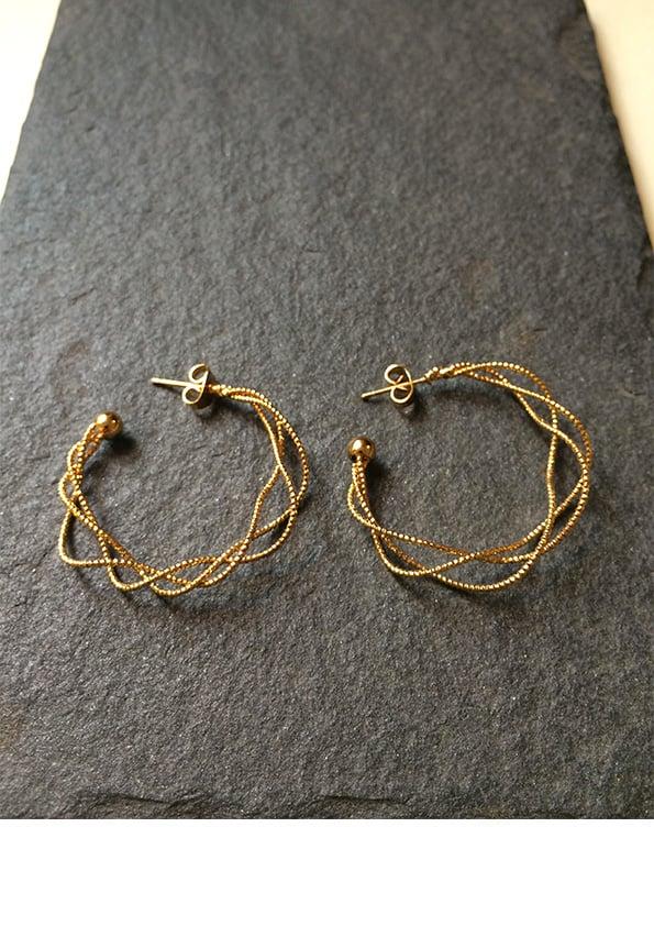 Image of Liane - boucles d'oreilles