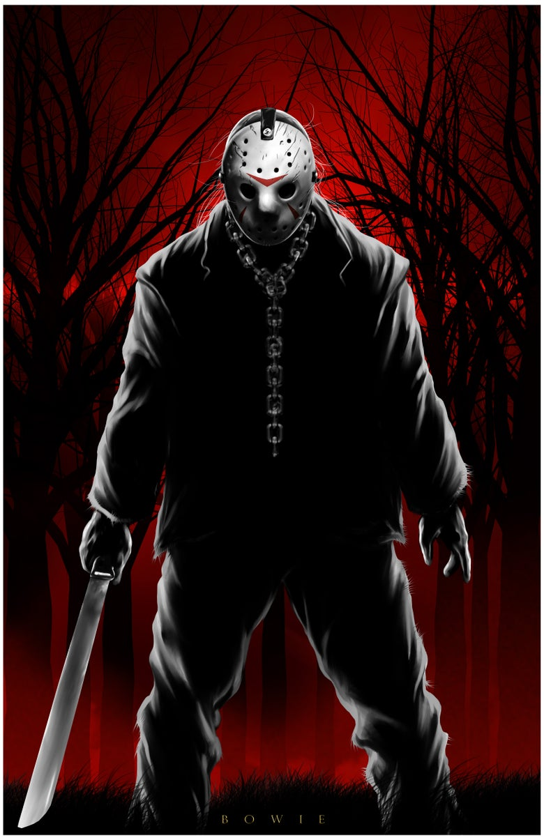 Image of JASON-RED