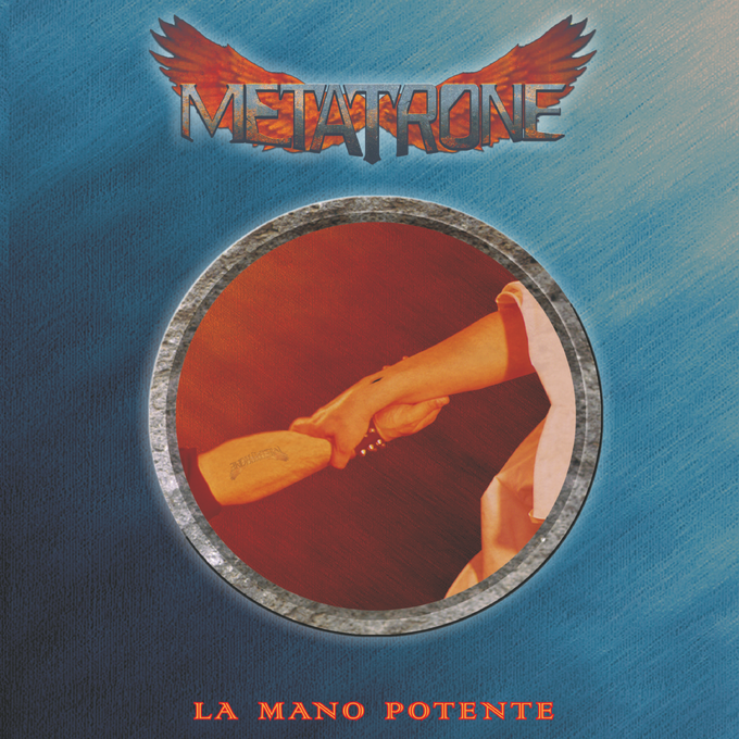 Image of LA MANO POTENTE