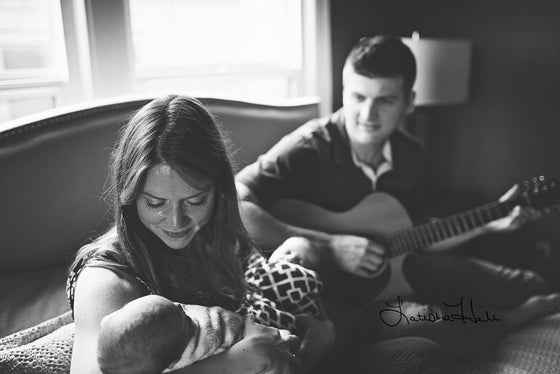 Image of Newborn Lifestyle Session