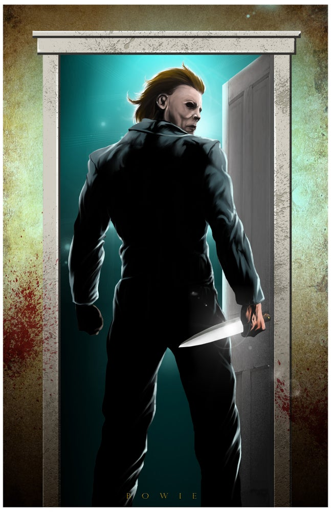 Image of MICHAEL MYERS 2.0