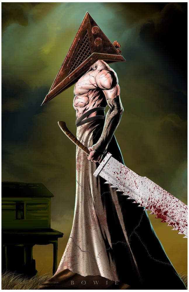 Image of PYRAMID HEAD