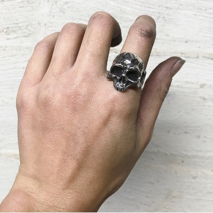 Image of Creepy Skull Ring