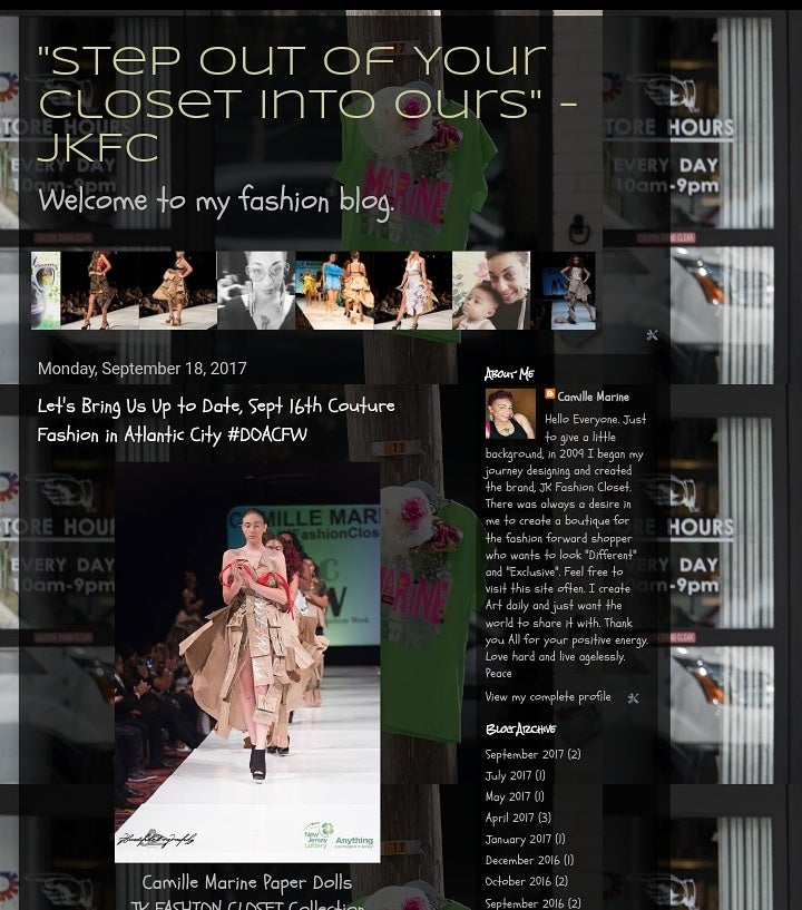 Image of Website/ Blog Design