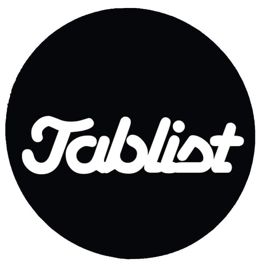 Image of Tablist Slipmats