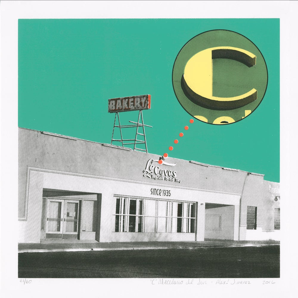 Image of C is for LeCaves Bakery