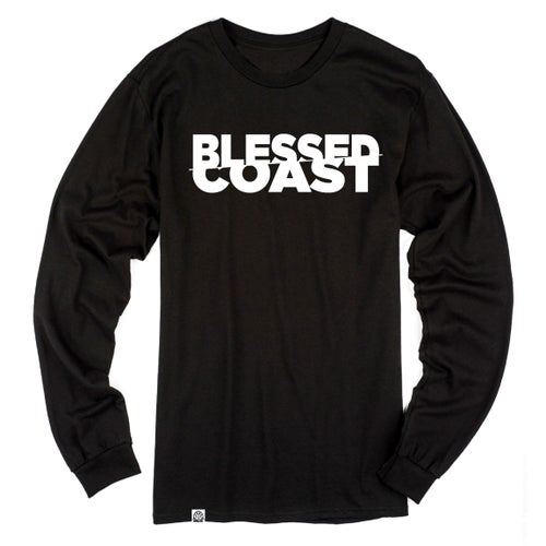 Image of BLESSED - Long Sleeve
