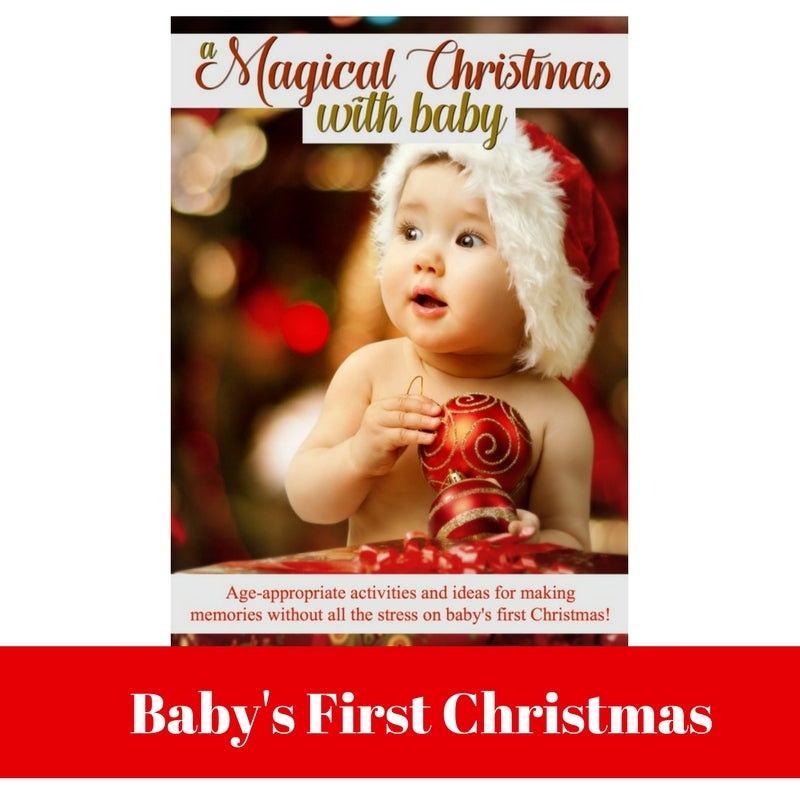 Image of Baby's First Christmas eBook (SALE!)