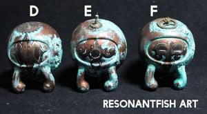Image of Verdigris Custom Toys