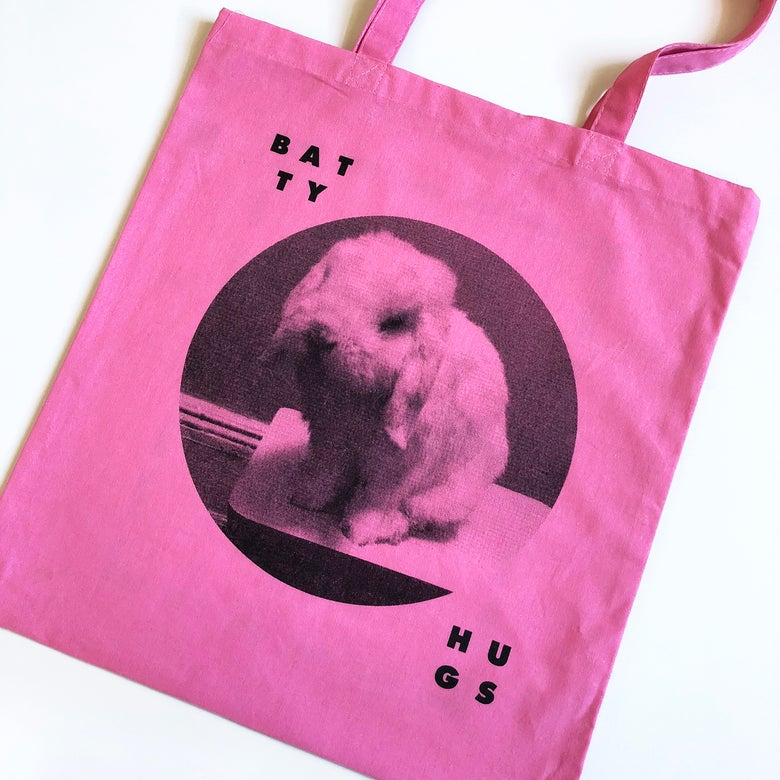 Image of BATTY HUGS TOTE