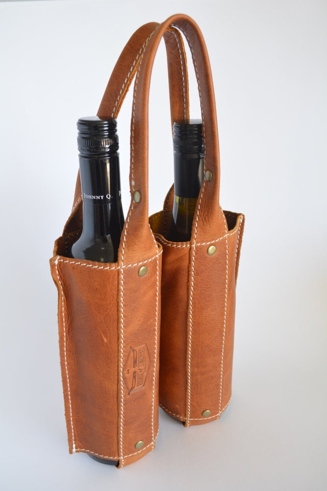 Image of 'Stellenbosch' Wine Carrier