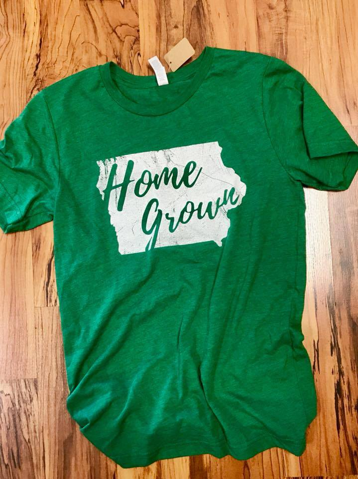 Image of Vintage Home Grown Iowa Tee