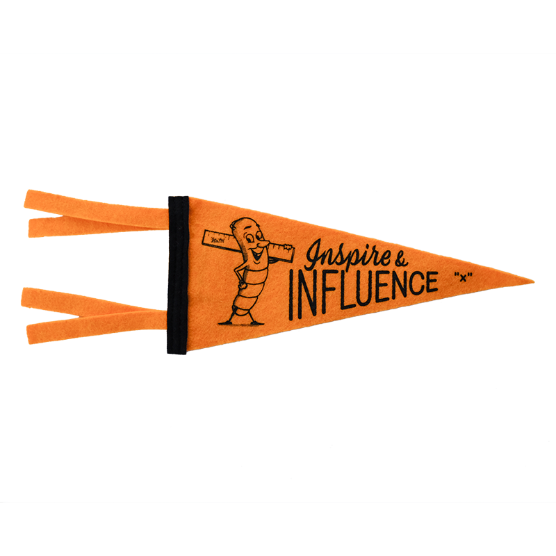 Image of Inchy Mini Pennants