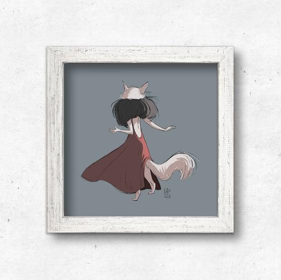 Image of Mademoiselle Gato