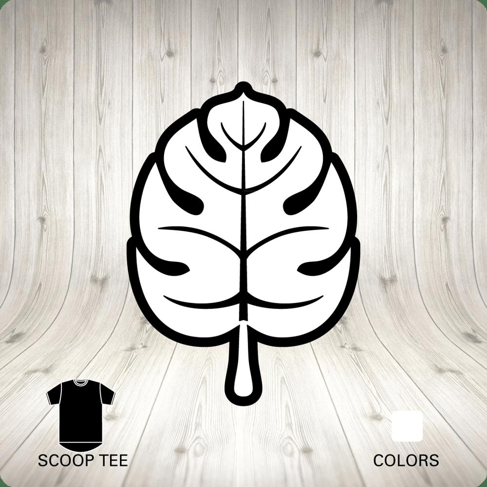 Image of CLASSIC - Scoop Tee