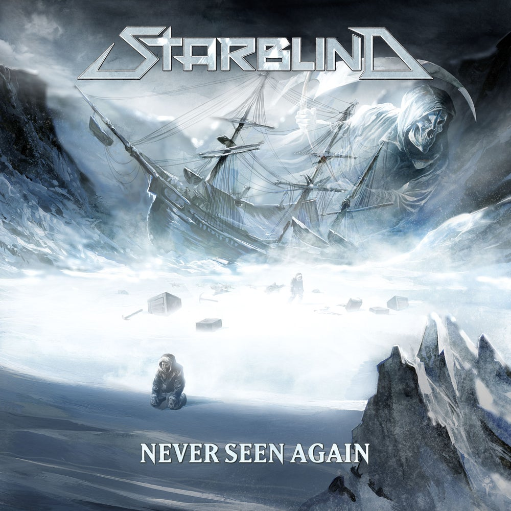 Image of Starblind - Never Seen Again (Album)