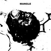 Image of Mangle / Fetus Christ Split 7""