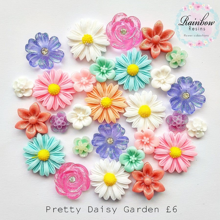 Image of Pretty Daisy garden