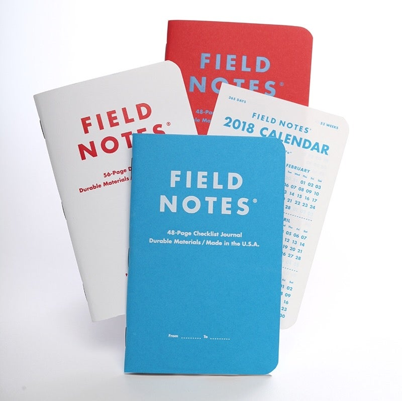 Image of Field Notes - Resolution